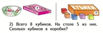 Математика 1 класс учебник Моро 2 часть страница 28 задание 1