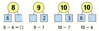 Математика 1 класс учебник Моро 2 часть страница 28 задание 2
