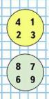 Математика 1 класс учебник Моро 2 часть страница 28 задание 7