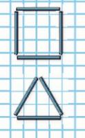 Математика 1 класс учебник Моро 1 часть страница 30 задание на полях