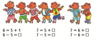 Математика 1 класс учебник Моро 2 часть страница 30 задание