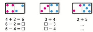 Математика 1 класс учебник Моро 2 часть страница 31 задание 1