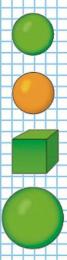 Математика 1 класс учебник Моро 1 часть страница 31 задание на полях
