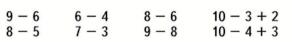 Математика 1 класс учебник Моро 2 часть страница 32 задание 1