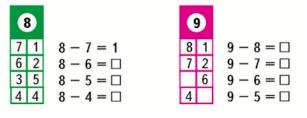 Математика 1 класс учебник Моро 2 часть страница 32 задание