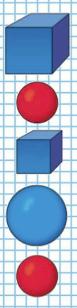 Математика 1 класс учебник Моро 1 часть страница 33 задание на полях