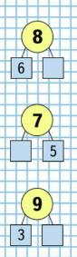 Математика 1 класс учебник Моро 2 часть страница 33 задание 7