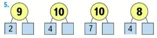 Математика 1 класс учебник Моро 2 часть страница 35 задание 5