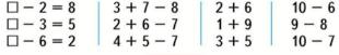 Математика 1 класс учебник Моро 2 часть страница 35 задание 7