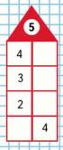 Математика 1 класс учебник Моро 1 часть страница 36 задание на полях