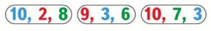 Математика 1 класс учебник Моро 2 часть страница 39 задание 1
