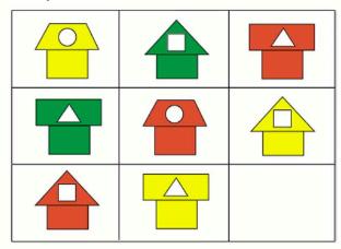 Математика 1 класс учебник Моро 1 часть страница 39 задание 1