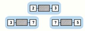 Математика 1 класс учебник Моро 1 часть страница 39 задание 3