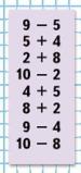 Математика 1 класс учебник Моро 2 часть страница 39 задание 9