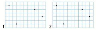 Математика 1 класс учебник Моро 2 часть страница 41 задание 17