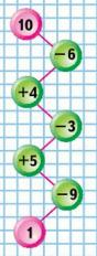 Математика 1 класс учебник Моро 2 часть страница 46 задание 3