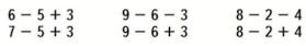 Математика 1 класс учебник Моро 2 часть страница 47 задание 7