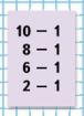 Математика 1 класс учебник Моро 2 часть страница 47 задание 9