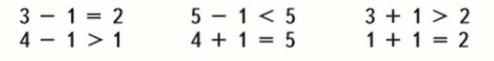 Математика 1 класс учебник Моро 1 часть страница 48 задание 1