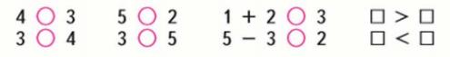 Математика 1 класс учебник Моро 1 часть страница 48 задание 2