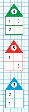 Математика 1 класс учебник Моро 1 часть страница 49 проверь себя и оцени свои успехи