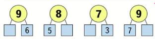 Математика 1 класс учебник Моро 2 часть страница 5 задание 10