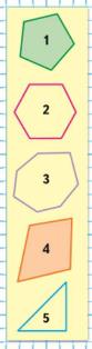 Математика 1 класс учебник Моро 1 часть страница 50 задание на полях
