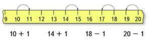 Математика 1 класс учебник Моро 2 часть страница 50 задание 3