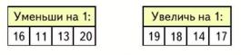 Математика 1 класс учебник Моро 2 часть страница 51 задание 4