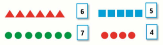 Математика 1 класс учебник Моро 1 часть страница 52 задание 2