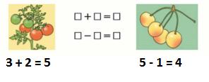 Математика 1 класс учебник Моро 1 часть страница 56 задание 3