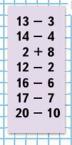 Математика 1 класс учебник Моро 2 часть страница 56 задание 5