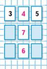 Математика 1 класс учебник Моро 1 часть страница 57 задание на полях