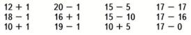 Математика 1 класс учебник Моро 2 часть страница 57 задание 7