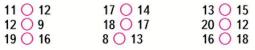 Математика 1 класс учебник Моро 2 часть страница 58 задание 14