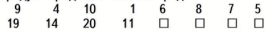 Математика 1 класс учебник Моро 2 часть страница 59 задание 20