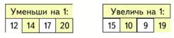 Математика 1 класс учебник Моро 2 часть страница 59 задание 21