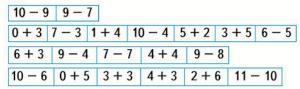 Математика 1 класс учебник Моро 2 часть страница 59 задание 22