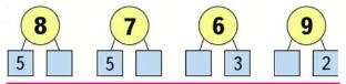 Математика 1 класс учебник Моро 2 часть страница 6 заданию 5