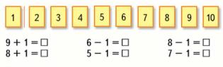 Математика 1 класс учебник Моро 1 часть страница 60 задание 2