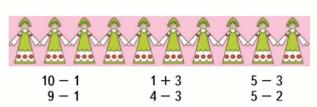 Математика 1 класс учебник Моро 1 часть страница 61 задание 2