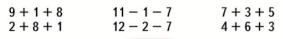 Математика 1 класс учебник Моро 2 часть страница 61 задание 6