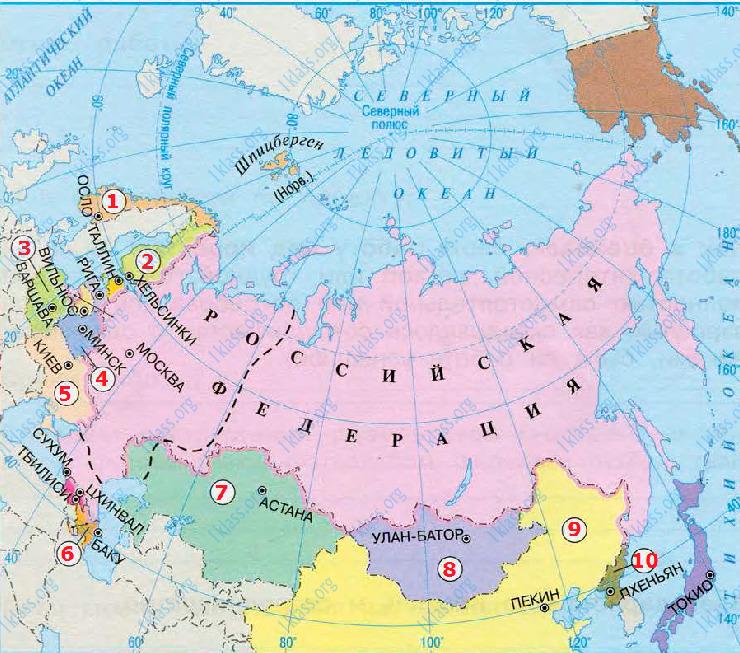 Окружающий мир 3 класс рабочая тетрадь Плешаков 2 часть страница 62 - задание 1