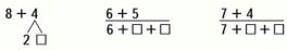 Математика 1 класс учебник Моро 2 часть страница 64 задание 1