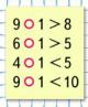 Математика 1 класс учебник Моро 2 часть страница 65 задание 9