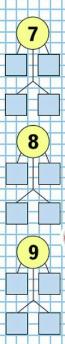 Математика 1 класс учебник Моро 2 часть страница 66 задание 7
