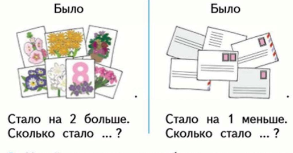 Математика 1 класс учебник Моро 2 часть страница 67 задание 2