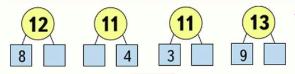 Математика 1 класс учебник Моро 2 часть страница 67 задание 4