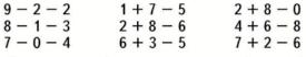 Математика 1 класс учебник Моро 2 часть страница 7 задание 4