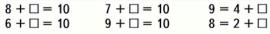Математика 1 класс учебник Моро 2 часть страница 71 задание 7